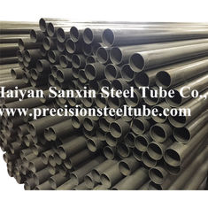 Carbon / Alloy Material Automotive Steel Pipe Round Shape Max 12m Length